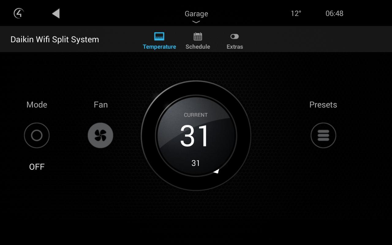 Platforms :: Control4 Drivers :: Climate :: Daikin Wifi Split