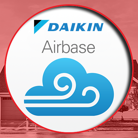 Platforms :: Control4 Drivers :: Climate :: Daikin Airbase