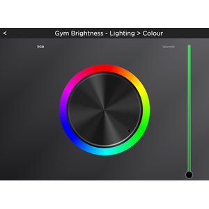 Full support with Color Wheel