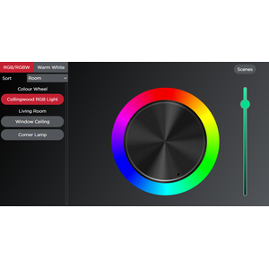 Full compatibility with Colour Wheel