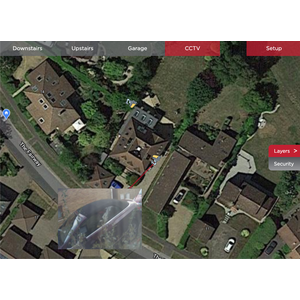 You could even upload a site view with CCTV feeds!